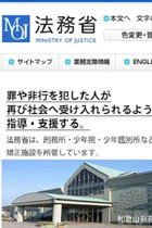 法務省・福島刑務所で女性刑務官に上司がセクハラ!「受刑者がお前の裸を想像してオナニーしている」