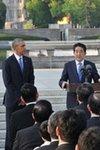 NYタイムズが「安倍は広島の平和の教訓に反している」、ガーディアンは「安倍がオバマ訪問を右翼的に利用」と本質喝破