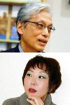 室井佑月が野党共闘を支える政治学者・山口二郎に「ワイドショーが野党を取り上げたくなる過激作戦」を提案