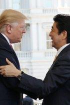 日米首脳会談・共同声明に「尖閣」を入れるため、安倍政権がトランプに差し出す日本の平和と主権