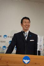 新潟県の米山知事が記者クラブを開放した会見で語った原発と共謀罪への疑問、鹿児島・三反園知事との連携