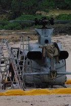 伊計島、読谷村の相次ぐ米軍ヘリ不時着を現地で緊急取材! 未だ占領状態に地元から怒りの声