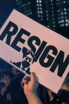 この期に及んで他人事の安倍首相と官僚に責任押し付けの麻生財相に国民の怒りが爆発! 官邸前の抗議デモがすごいことに