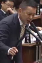 生活保護のさらなる切り捨てをはかる安倍首相に山本太郎が痛烈ツッコミ!「芸能人と食事するのに、受給者の話きかないのか」