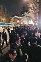 地下鉄出口封鎖、通行阻止…官邸前デモの過剰警備がひどい! 拡大する抗議封じ込めのため官邸が警視庁に圧力か