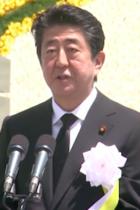 安倍首相の態度に被爆者団体代表が「毎年一緒で心がこもってない」と激怒!  長崎でもコピペと被爆者無視