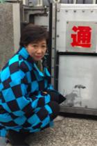 バンクシーのネズミはOKで安倍首相の顔写真にヒゲは逮捕!  小池百合子バンクシー騒動が日本社会に突きつけたもの