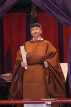 即位礼に天皇の「安倍首相への抵抗」を示す招待客…「平和の詩」朗読した沖縄の高校生とICANサーロー節子さんが