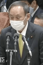 NHK『NW9』への圧力問題で菅首相が「私は怒ったことがない」と大嘘答弁! 実際は「頭きた、放送法違反って言ってやる」とオフレコ発言