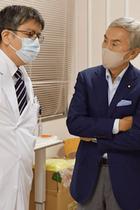 石原伸晃議員が入院した国立大学附属病院を10月に「視察」していた! 田崎史郎氏は「知り合い」と擁護もやはり国会議員の立場を利用