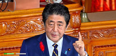 安倍首相が「桜を見る会」問題でありえない言い訳! 地元後援会の大量招待を「長年の慣行」、前夜祭もすべて「ホテルが」の画像1