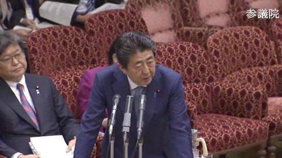 安倍首相の「共産党か」ヤジはネトウヨの常套句! 今年だけでヤジは27回、こんな下劣な総理大臣見たことないの画像1