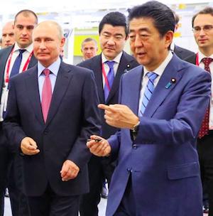 日露首脳会談で外交の安倍の大嘘が露呈! プーチンに舐められ、北方領土は返還どころかロシアの軍事要塞化の画像1