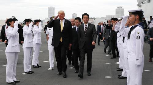 安倍首相がトランプに1兆2千億円で大量購入約束「F35戦闘機」に欠陥か! 日本でも米でも墜落、米監査院が問題視の画像1