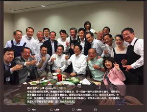 安倍首相が豪雨災害66時間放置をなかったことに! 和田政宗は朝日のただの災害対応検証を「政権攻撃」と封殺の画像1