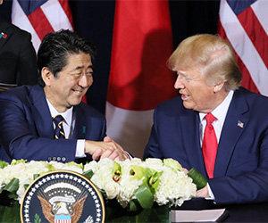 安倍首相が日米貿易協定でトランプに予想以上の国益差し出し!「自動車の関税撤廃約束、追加関税回避」宣伝は追従外交を隠す嘘の画像1