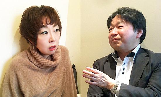 室井佑月が斎藤貴男と「共謀罪」を徹底批判!「安倍政権に逆らう人が片っ端から逮捕される」の画像1