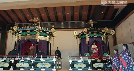 即位礼で百田尚樹からNHKまでが「雨が上がって虹が」…被災地が再び雨のなか天皇の神通力を叫ぶ神国日本カルトの画像1