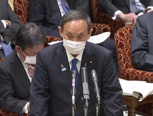 菅首相は独裁者のくせにポンコツだった! あらゆる質問に「承知してませんでした」、「自助」の中身を問われ「手洗いとマスク」の画像1