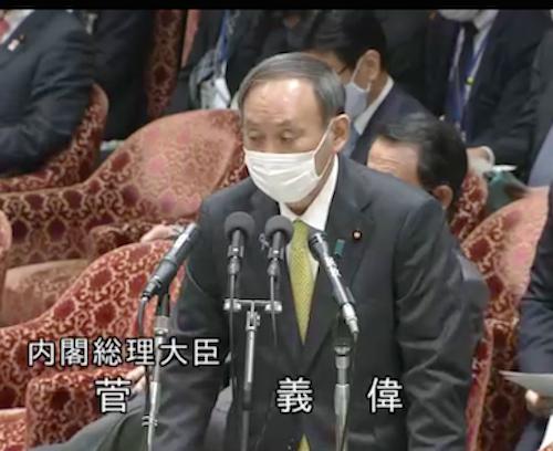 NHK『NW9』への圧力問題で菅首相が「私は怒ったことがない」と大嘘答弁! 実際は「頭きた、放送法違反って言ってやる」とオフレコ発言の画像1