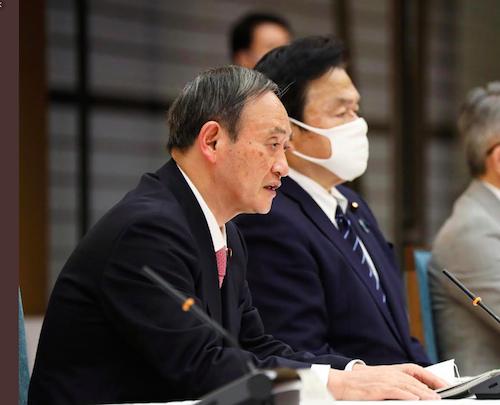 医療危機、支持率急落も菅首相はGoTo続行、専門家の中止提案も無視! 経済優先というが成長率も中韓より低い大幅マイナスにの画像1