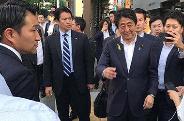 安倍首相が激戦新潟で安倍麻生道路忖度発言の塚田一郎候補を大応援! やっぱり安倍首相は忖度議員を贔屓にしていたの画像2