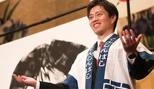 大阪のコロナ対応が怖い! 陽性者への封筒に葬式広告、療養者弁当は国補助の3分の1、吉村知事「東京より高齢化で死者が多い」も嘘の画像1